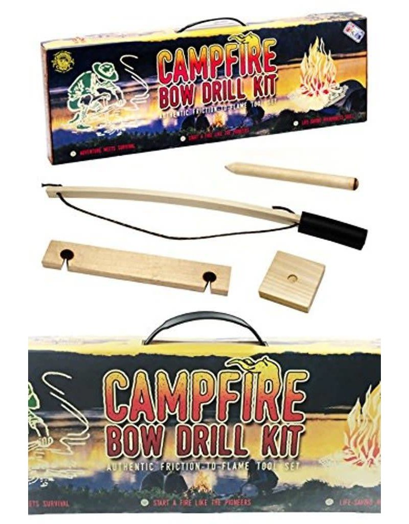 Channel Craft Campfire BOW DRILL FIRE KIT BDFX