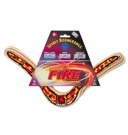 Channel Craft Spirit Boomerangs - Spirit of Fire