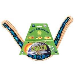 Channel Craft Spirit Boomerangs Spirit of Earth BSE