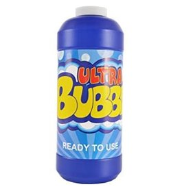 Uncle Bubble Ultra Bubble Solution Refill Bottle