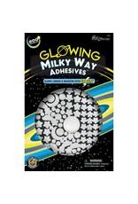 University Games Glowing Adhesives-Milky Way