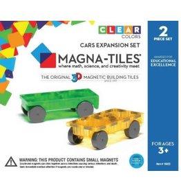 Veltech/Magnatiles Magna-Tiles Cars Expansion Set
