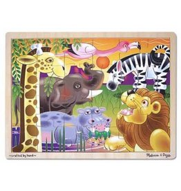 Melissa & Doug African Plains Jigsaw (24 pc)