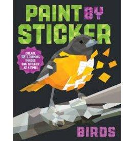 Workman Publishing Co Paint Sticker - Bird