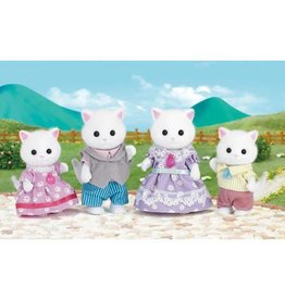 International Playthings Calico Critters Persian Cat Family