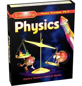 Science Wiz Science Wiz Activity Book - Physics