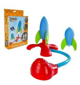Kidoozie Stomp Rocket Zoomer