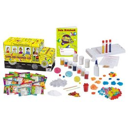 The Young Scientist Club Slime and Polymer Lab