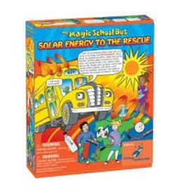 The Young Scientist Club Solar Energy to the Rescue