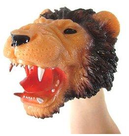 Schylling Toys Stretchy Safari Puppet - Lion