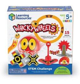 Learning Resources Wacky Wheels Stem Challenge LER 9289