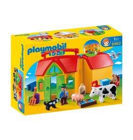 Playmobil Playmobil My Take Along Farm 6962