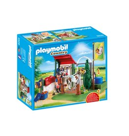 Playmobil Playmobil Country Horse Grooming Station 6929