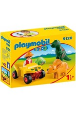 Playmobil Playmobil Explorer with Dinos 9120