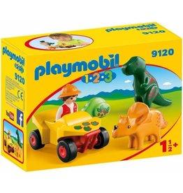 Playmobil Playmobil Explorer with Dinos 9120