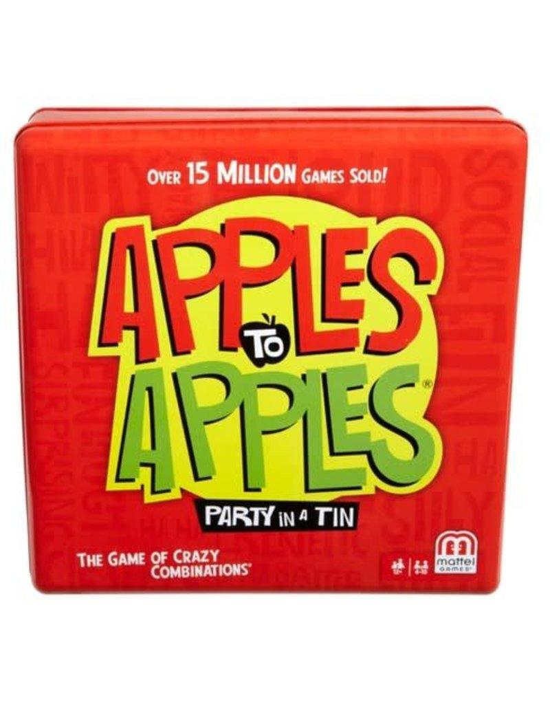 Mattel Apples to Apples Tin