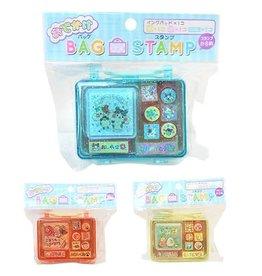 BC USA BC Mini USA Bag Stamp Happy Hamuhamu 38430