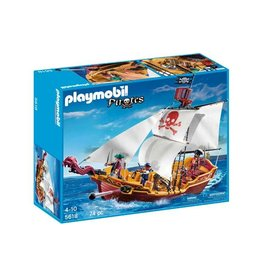 Playmobil Playmobil Pirate Ship 5618