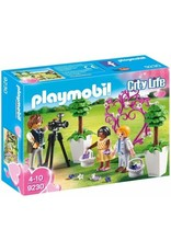 Playmobil Playmobil City Life Wedding Children with Photographer 9230
