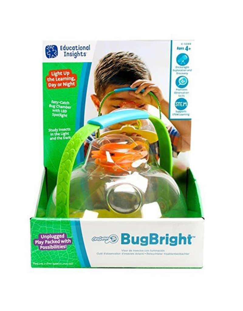 educational insights Geosafari Jr. Bugbright