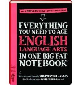 Workman Publishing EVERYTHING YOU NEED TO ACE ENGLISH LANGUAGE