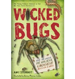 Workman Publishing WICKED BUGS - The Meanest, Deadliest, Grossest Bugs On Earth