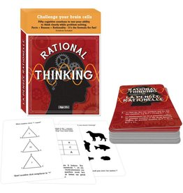 Family Games America Rational Thinking Cards