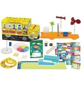 The Young Scientist Club The Magic School Bus Weather Lab