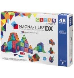 Veltech/Magnatiles Magna-Tiles DX 48 Piece Set