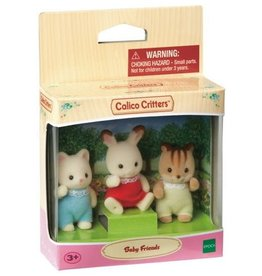 epoch Calico Critters Baby Friends
