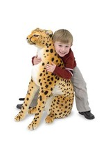 Melissa & Doug Cheetah Plush