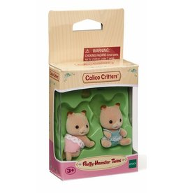 Calico Critters Calico Critters Fluffy Hamster Twins