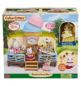 Calico Critters Calico Critters Seaside Ice Cream Shop