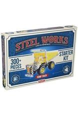 Schlylling Dump Truck - Steel Works 170301C