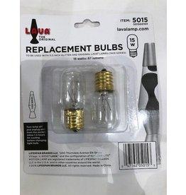 Schylling Toys Lava Lamp - 15 Watt Bulb 2 Pack
