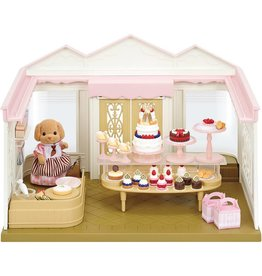Epoch Calico Critters Village Cake Shop