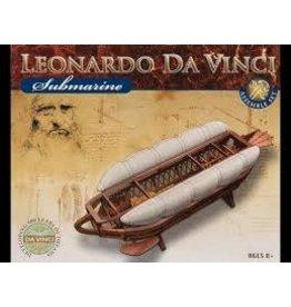 Elenco Leonardo Da Vinci Submarine 601020
