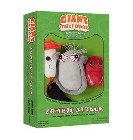 giant microbes Giant Microbes Zombie Attack