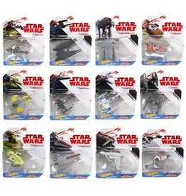 Hot Wheels Hot Wheels Star Wars Episode VIII Starships (Assorted)