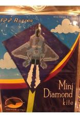 Premier Kites F22 Raptor Mini Diamond Kite