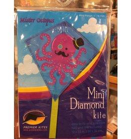 Premier Kites Mister Octopus Mini Diamond Kite