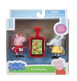 Zoofy International INC Peppa Pig Gardening Day