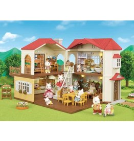Calico Critters Calico Critters Red Roof Country Home