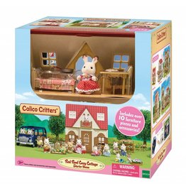 Calico Critters Calico Critters Red Roof Cozy Cottage Starter Home