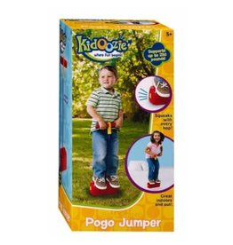 Kidoozie Hop & Squeak Pogo Jumper