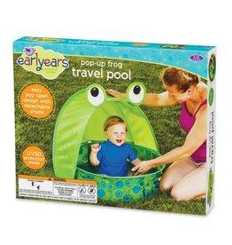 earlyyears Pop Up Frog Travel Pool