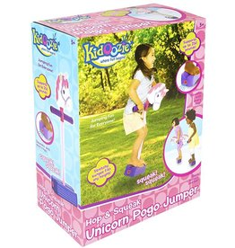 Epoch Hop & Squeak Unicorn Pogo Jumper