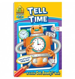 School Zone Tell Time