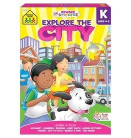 School Zone Explore the City