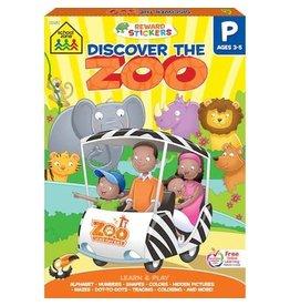 School Zone Discover the Zoo